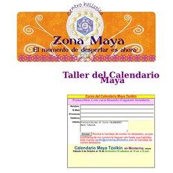 Calendario Maya Tzolkin en montrerray curso del tzolkin mexico nosfera monterrey taller del calendario MAya el calendario maya monterrey nuevo leon kines mayas monterrey