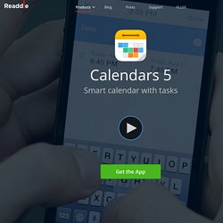 Calendars 5 by Readdle