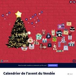Calendrier de l'avent du Vendée Globe by klabatut on Genially