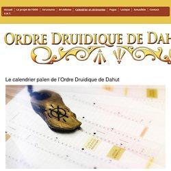 Le calendrier druidique de l'ODD - Tradition druidique et polythéisme