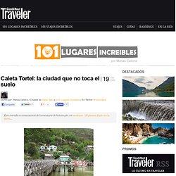 » Caleta Tortel: la ciudad que no toca el suelo 101 Lugares increíbles -