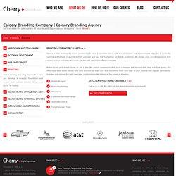 Calgary Online Branding Company