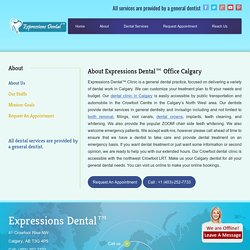 Pediatric Dentist Calgary