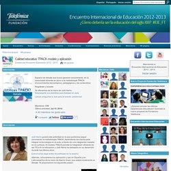 Calidad educativa: TPACK modelo y aplicación