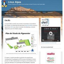CaLiÉc – Linux Alpes