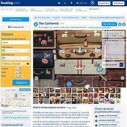 Booking.com: Hotel The California , Londra, Marea Britanie - 2200 Comentarii clienţi . Rezervaţi-vă camera acum!