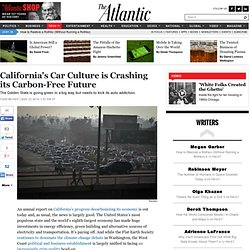 California's Car Culture is Crashing its Carbon-Free Future - Todd Woody