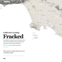 California's Getting Fracked