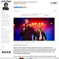 Ari's Take: California's Music Economy Is About To Crash