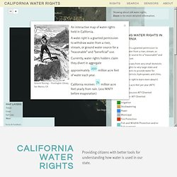 California Water Rights