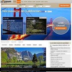 Tourisme en Californie, 84 sites touristiques