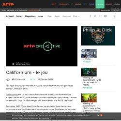 Californium - le jeu