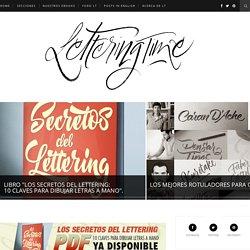 60 Libros gratis (y online) de caligrafía, lettering y tipografía