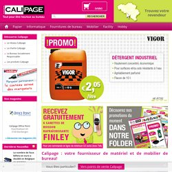 Calipage shop