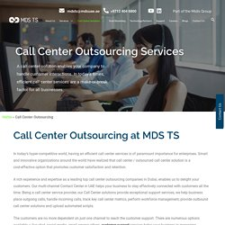 Call Center Solution Providers