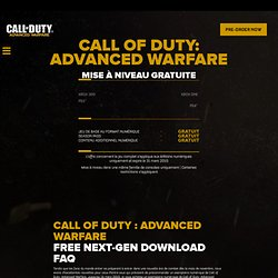 Call of Duty Digital-Upgrade