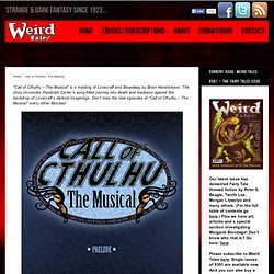 Call of Cthulhu: The Musical