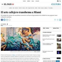 El arte callejero transforma a Miami
