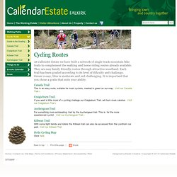 Callendar Estate : Falkirk