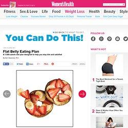 1500-Calorie Diet Plan
