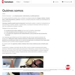 Camaloon - Información de empresa