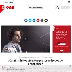 ¿Cambiarán los videojuegos los métodos de enseñanza? - One - Vodafone : One – Vodafone