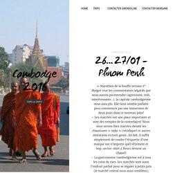 Cambodge 2016