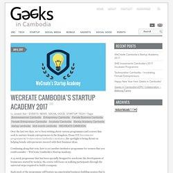 Startup news cambodia, startup news Asia, technology Cambodia, Technology news Asia