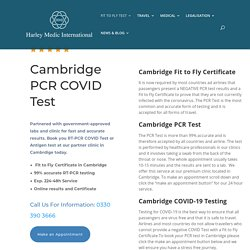 Cambridge Fit to Fly