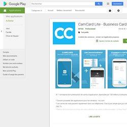 CamCard Lite - Business Card R