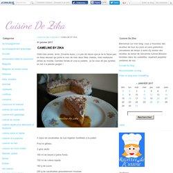 CAMELINE BY ZIKA - Cuisine De Zika