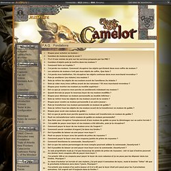 Dark Age of Camelot - JeuxOnLine, le réseau des MMORPG