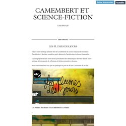 Camembert et Science-Fiction