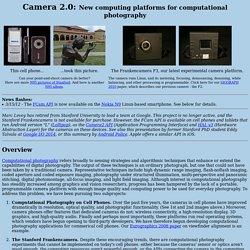 Camera 2.0