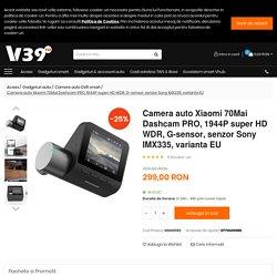 Camera auto Xiaomi 70mai Dash Cam Pro EU