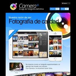 Camera+ (iOS)
