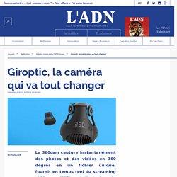 caméra 360 - Giroptic - Richard Ollier