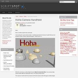 HoHa Camera HandHeld