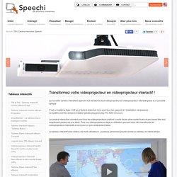 Caméra interactive Speechi