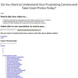 How to Avoid Camera Shake for Sharper Photos