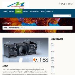 Ximea Camera dealer in Singapore