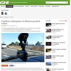 Caméras embarquées: la délation prend le volant