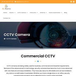 Get High Quality CCTV Cameras by Al Alarms