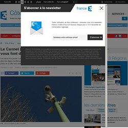 Le Cannet (06): Des caméras de surveillance vous font des rappels à l'ordre ! - France 3 Côte d'Azur
