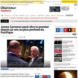 James Cameron peut-être le premier depuis 50 ans au plus profond du Pacifique
