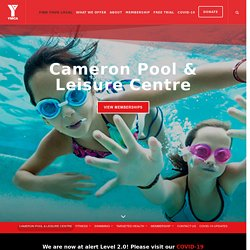Cameron Pools Mt Roskill - YMCA Auckland