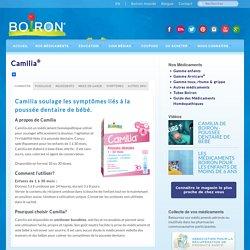 Camilia - Poussée dentaire