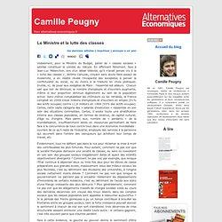 Camille Peugny » Blog Archive » Le Ministre et la lutte des classes