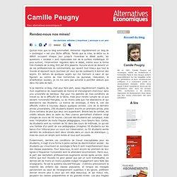 Sociologue chercheur Camille Peugny