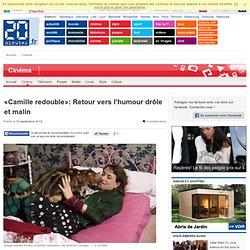 «Camille redouble»: Retour vers l'humour drôle et malin
